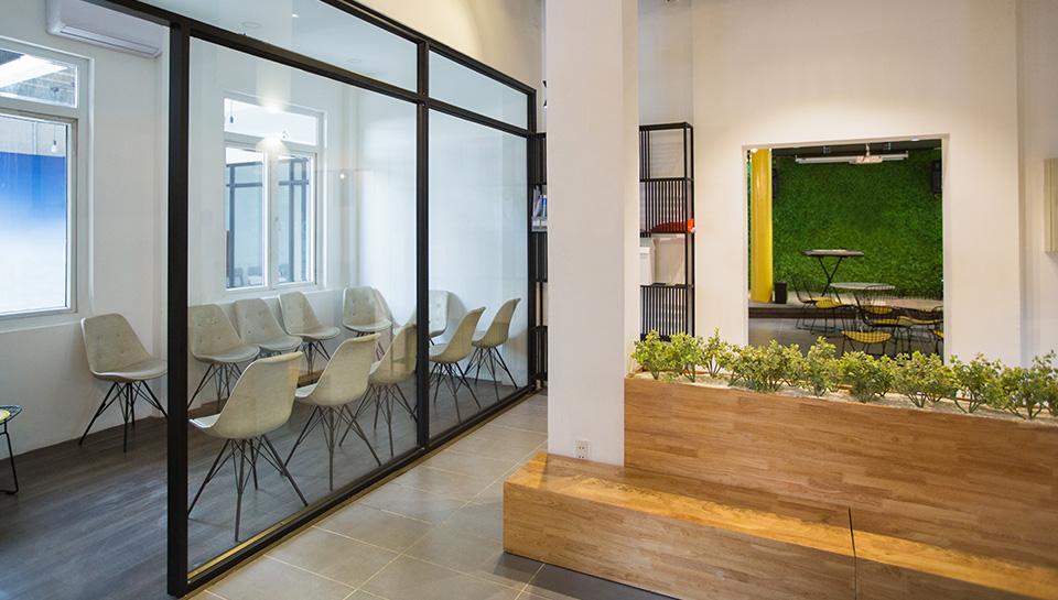 Conception de projets d'aménagement végétal intérieur