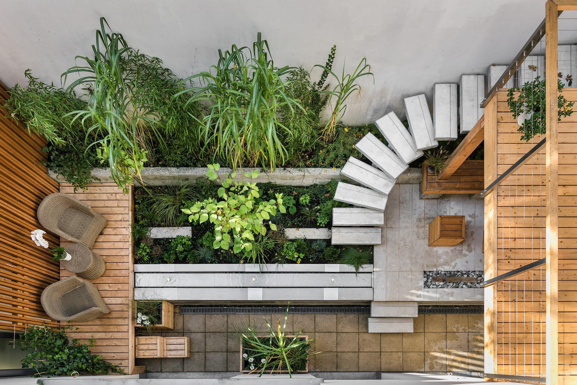 Agence de végétalisation urbaine à Paris, Arcachon et Laval